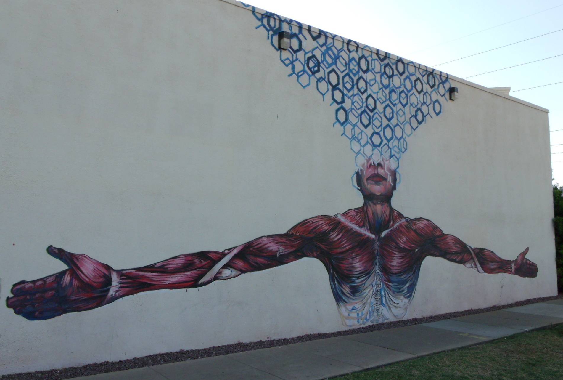 Roosevelt Art District Phoenix Rcc Mural Complete