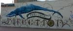 Find Your Direction mural focusedshot