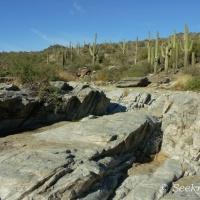 Hiking through the White Tank Mountains - Part 1