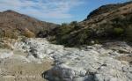 White Granite of Willow Creek waterway in White TankMountains