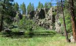 Lava walls and lilypads