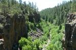Canyon long-view from Sycamore CanyonFalls