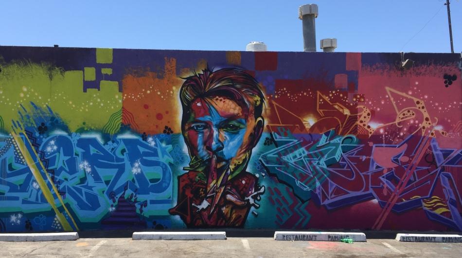King Wong mural 1