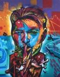 King Wong mural2