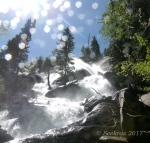 Bells Canyon Upper Falls fromBelow