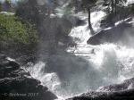 Bells Canyon Upper FallsSpray