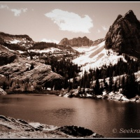 Lake Blanche in June...reprise....