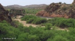 Hassayampa River crossing incolor
