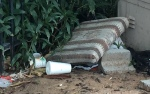Transient camp cushion