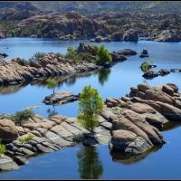 Watson Lake, Prescott - a prelude
