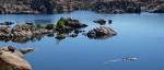 Watson Lake islets
