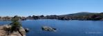 Watson Lake panorama