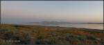 Looking north from Antelope Islandcauseway