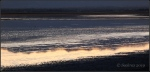 Great Salt Lake reflectedsunrise