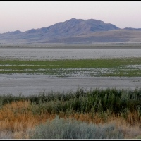 Antelope Island at Sunrise - Part First