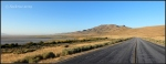 Antelope Island panorama atsunrise