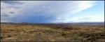 Desert storm north of Page,Arizona
