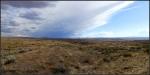 Desert storm south of Kanab,Utah