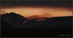 Morning desert mountain fire2