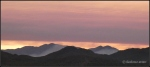 Morning desert mountain fire3