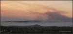 Morning desert mountain fire4