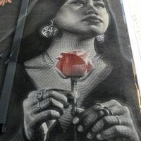 City Paint Phoenix 24 - Salt River Pima-Maricopa Woman